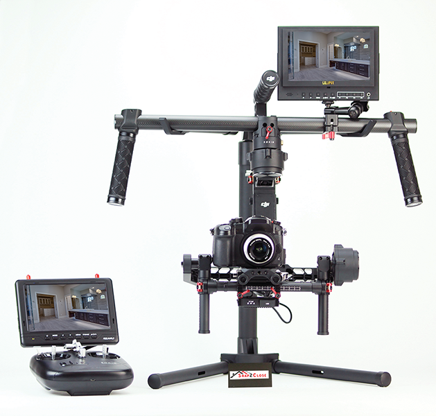 Real Estate Videos with DJI Ronin-M used in Phoenix and Scottsdale