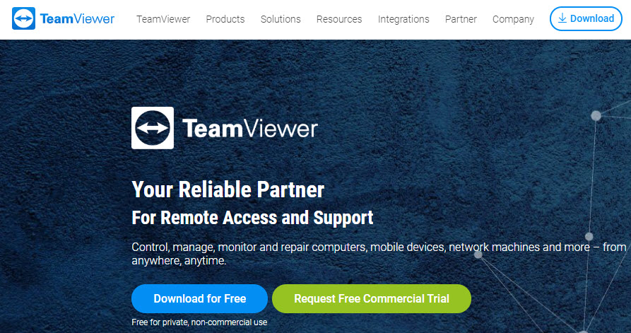 Snap2Close TeamViewer Support
